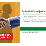 Business Finance - RAK Bank