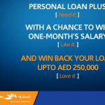 Mashreq Bank Personal Loan Plus