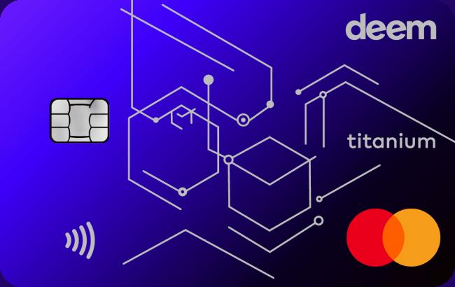 Deem-finance-cash-up-titanium-credit-card