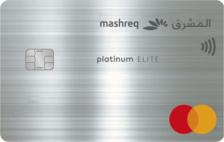 Mashreq Platinum card