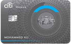 Citi bank Premier Credit Card