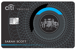 Citi bank Prestige Credit Card