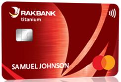 Rak Bank Credit Card